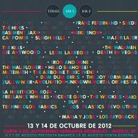Corona  Capital 2012: Distribución de bandas por día y mapa de los escenarios.