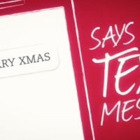 "Dragonette comparte el 'Lyric Video' de su tema ""Merry Xmas (Says Your Text Message)"""