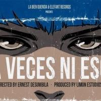 """La Bien Querida rinde tributo al cine con su video """"A Veces Ni Eso"""""""