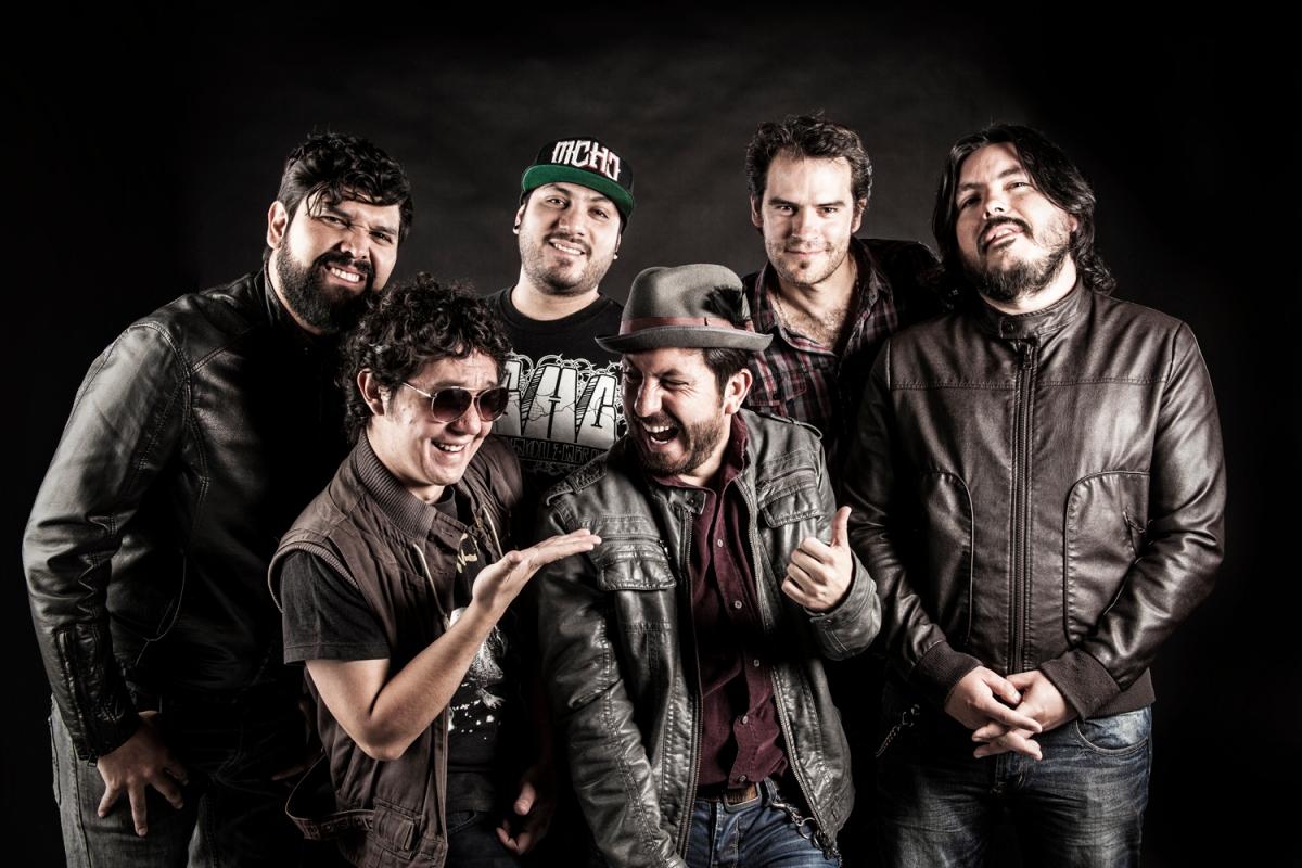 Troker estará en la exclusiva lista de bandas mexicanas que se presentarán  en el Festival Glastonbury