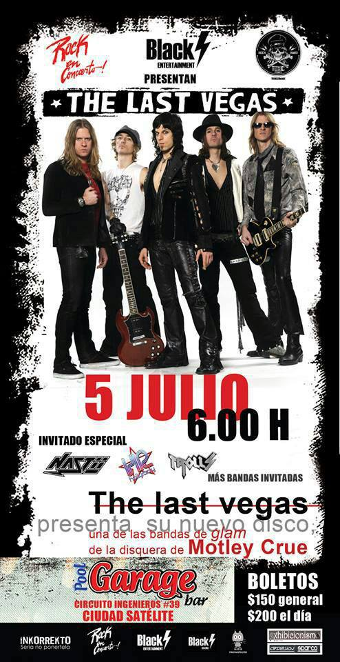 The Last Vegas en Pool Garage Satelite