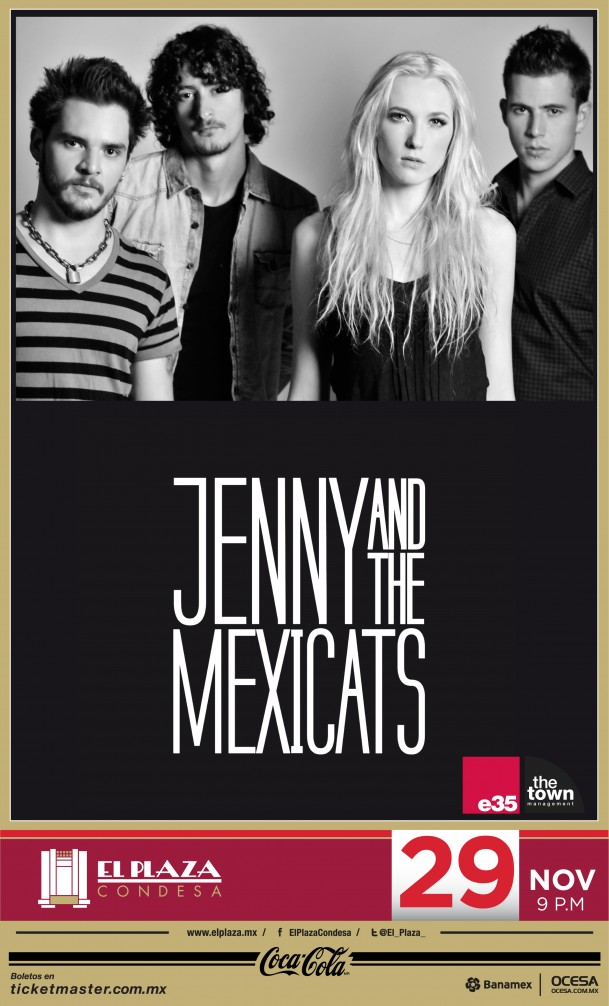 JennyAndTheMexicats