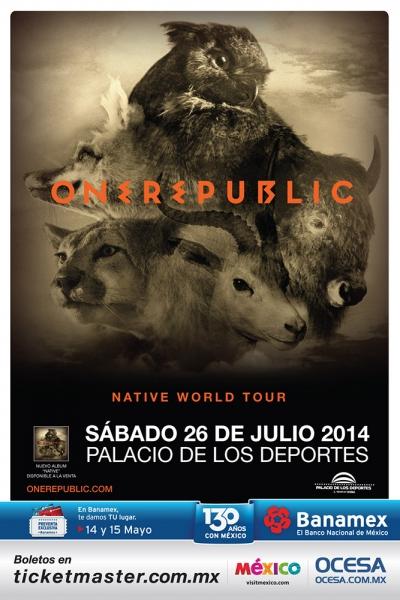 OneRepublic-en-Mexico-2014