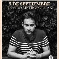 Debido al enorme éxito Vicentico anuncia una fecha más en el Teatro Metropólitan
